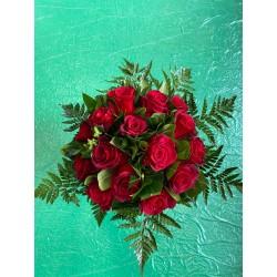 15 Rose Rosse